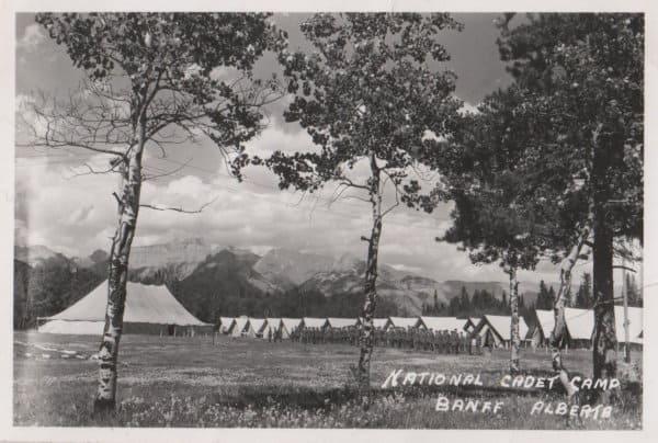 National Cadet Camp, Banff, Alberta