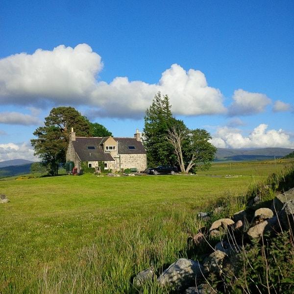 Farmhouse On The Moor