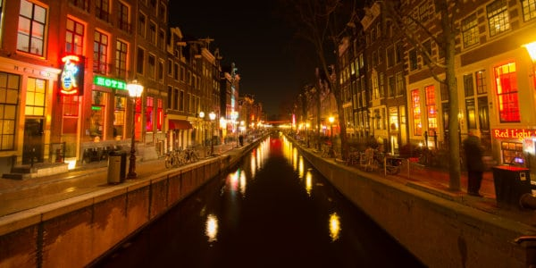 Trips to Amsterdam - Part One and Part Two