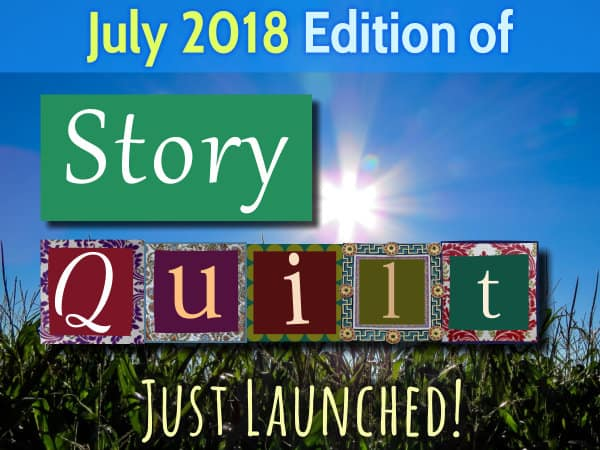 July 2018 edition just launched!