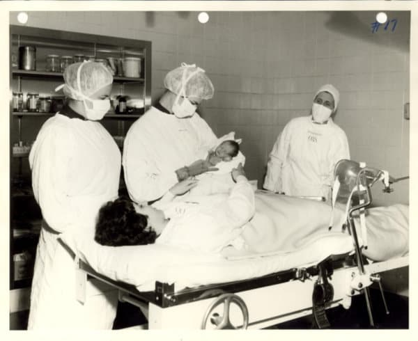 The Student Nurse and the Learning Environment - Delivery Room