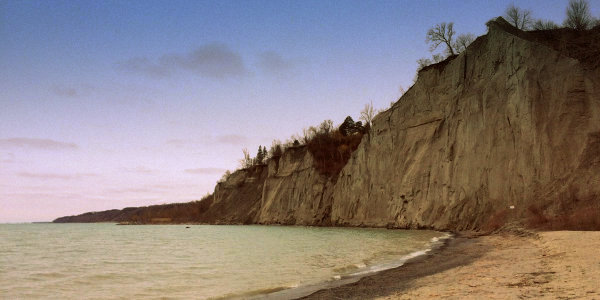 Rendezvous at the Scarborough Bluffs