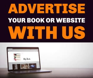 Advertise your book or website with us