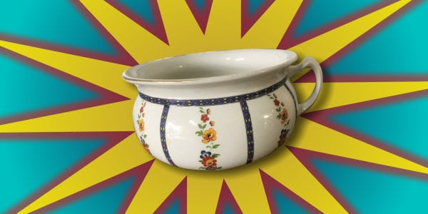 Boudoir Porcelain