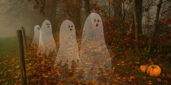 Ghosts On Parade