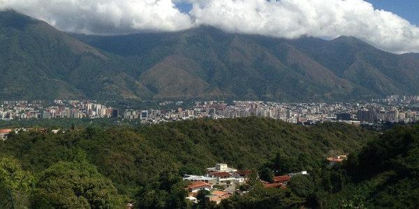 City of Caracas, Venezuela