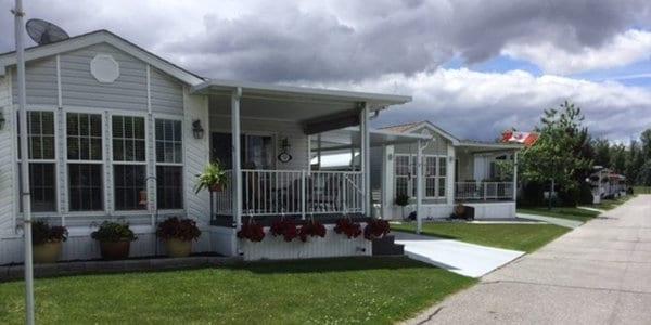 house on the Wildwood Golf & RV Resort