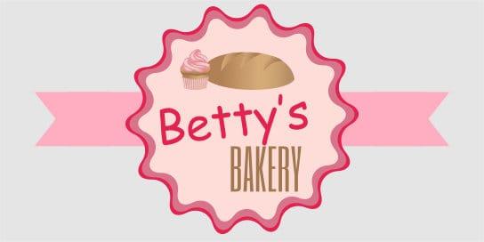 Logo Betty's Bakery